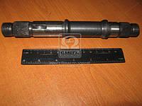 ⭐⭐⭐⭐⭐ Вал привода вентилятора МАЗ (ЯМЗ 236,238) L=215 (производство  Украина)  236-1308050-В