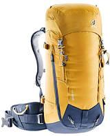 Туристический рюкзак Deuter Guide желтый 34 л