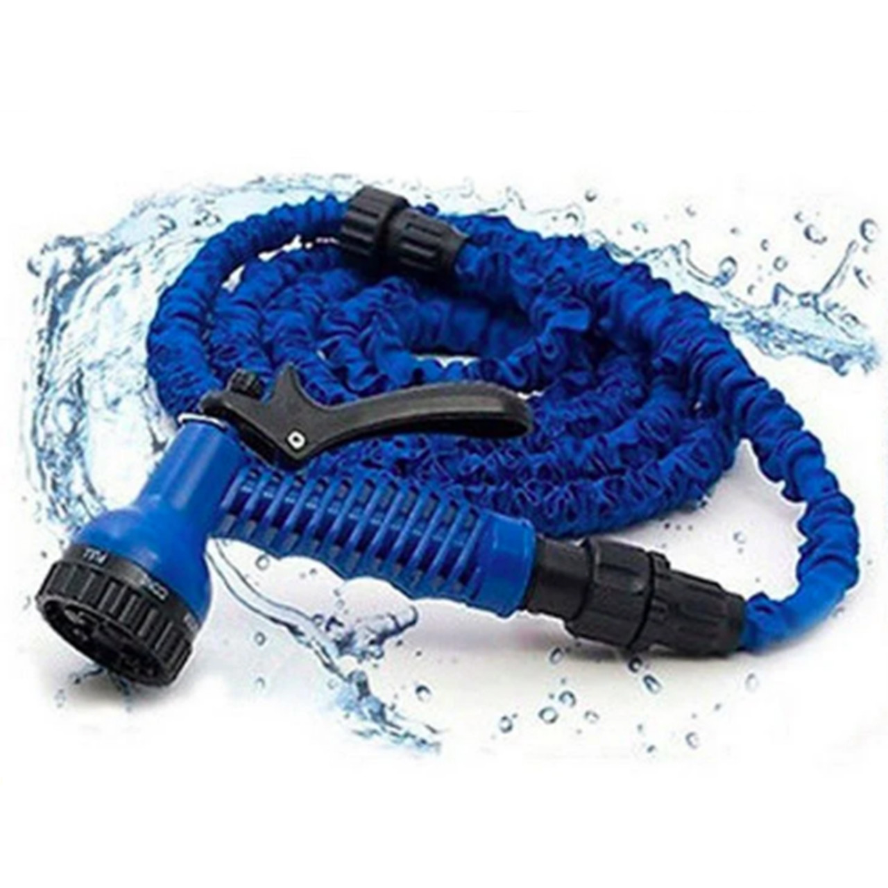 Шланг для полива растяжной Хhose 37.5 м Синий