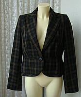 Пиджак женский демисезонный элегантный бренд E-vie р.48-50