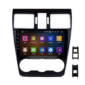 Штатная магнитола 9 Subaru Forester сенсорный экран 45 Вт Android 6 (4004-11387)