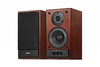 Колонки SVEN SPS-702 (walnut) Active speakers 2x20 Вт, деревянный корпус