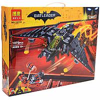 Конструктор The Batman Movie Bela - Бэтмолет, 1070 деталей (10739)