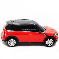 Машинка ігрова автопром на радіокеруванні BMW Mini червоний (8826), фото 5