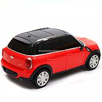 Машинка ігрова автопром на радіокеруванні BMW Mini червоний (8826), фото 6