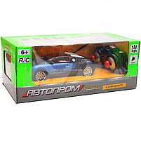 Машинка ігрова автопром на радіокеруванні Bugatti (8810), фото 3