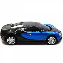 Машинка ігрова автопром на радіокеруванні Bugatti (8810), фото 4