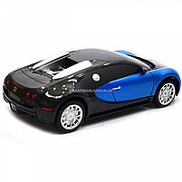 Машинка ігрова автопром на радіокеруванні Bugatti (8810), фото 5