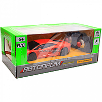 Машинка игровая автопром на радиоуправлении Lamborghini LP700 красный (8809), фото 3