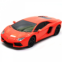 Машинка ігрова автопром на радіокеруванні Lamborghini LP700 помаранчевий (8809), фото 4