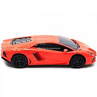 Машинка ігрова автопром на радіокеруванні Lamborghini LP700 помаранчевий (8809), фото 5