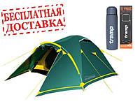 Палатка Tramp Stalker 4 v2 (TRT-077)