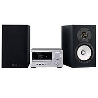 Сетевая CD-минисистема Onkyo CS-N775D Silver -Black