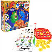 Настольная игра Fun game «Умные монстрики» (Розумні монстрики), 7329, фото 1