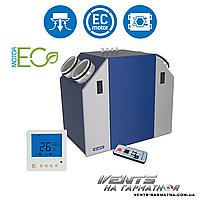 Вентс ВУТ 350 У ЕС. Приточно-вытяжна установка с рекуператором.
