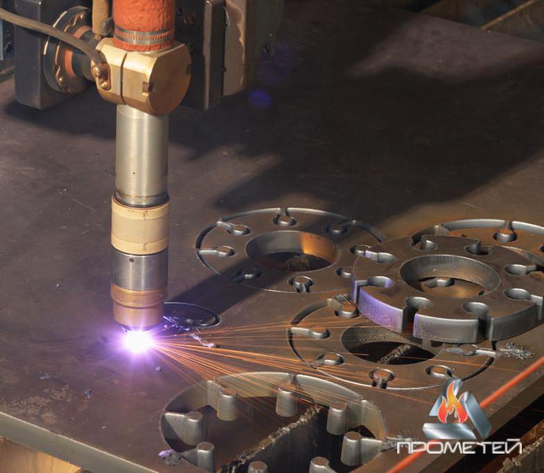 Плазмова різка металів