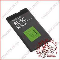 Акумуляторна батарея (АКБ) Nokia BL-5C (High copy)