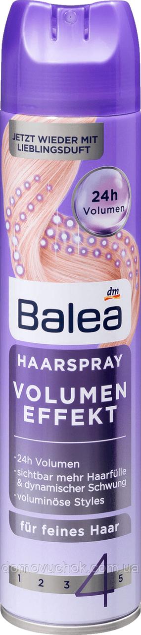 Лак для волосся BALEA  Volume Effect 300мл