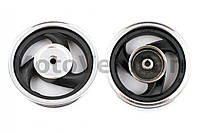 Диск колеса   2,50 * 10   (зад, барабан)   (легкосплавный, 19 шлицов)   ZY