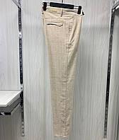 Мужские брюки Prodigy. Лён. (Linen 2055). Размеры: 30,31,32,33,34,36,38.