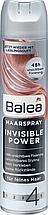 Лак для волос BALEA Invisible Power 300мл