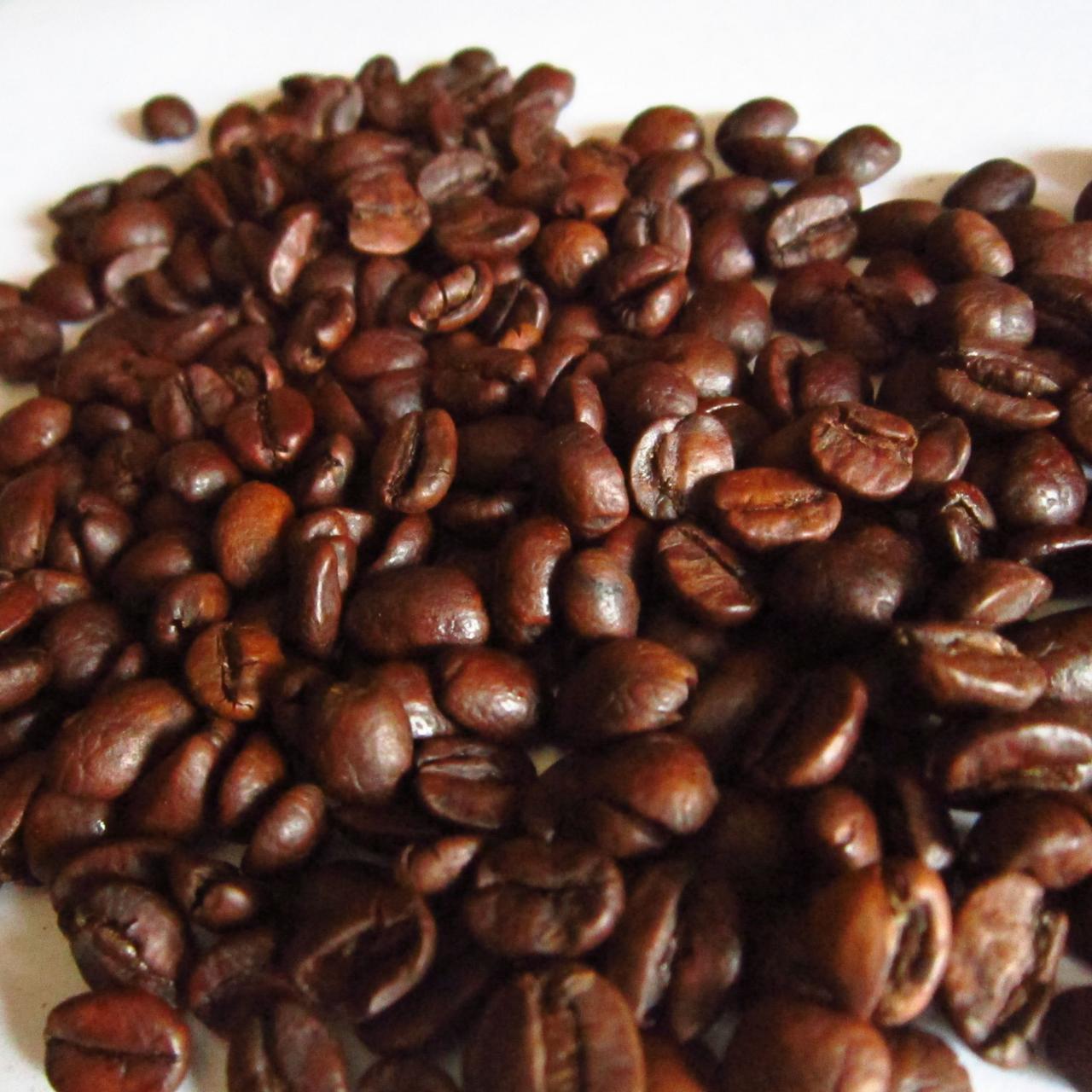 Зерновой свежеобжаренный кофе Арабика Колумбия Декафф