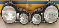 Оригинальные фары mercedes w210 xenon рестайлинг