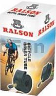 Камера (велосипедная)   27 * 1 1/4   (A.V)   RALSON   (Индия)   (#RSN)