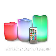 Ночник Luma Candles Color Changing 3 свечи, фото 3