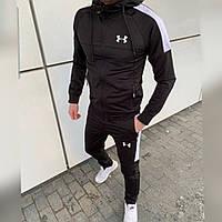 Спортивный костюм мужской Under Armour (2 цвета) НН/- 931 - Черный, фото 1