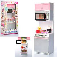Мебель для кукол QF26211P-1-S кухняс аксессуарамисветовымии звуковымиэффектами