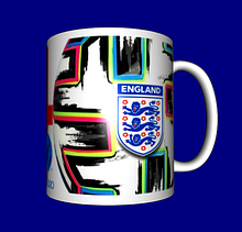 Кружка / чашка Евро 2020, сборная Англии