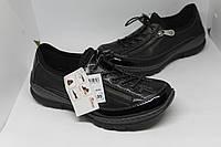 Женские туфли-кроссовки  RIEKER(memosoft)