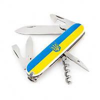 Ніж Victorinox Spartan Ukraine 1.3603.7R4