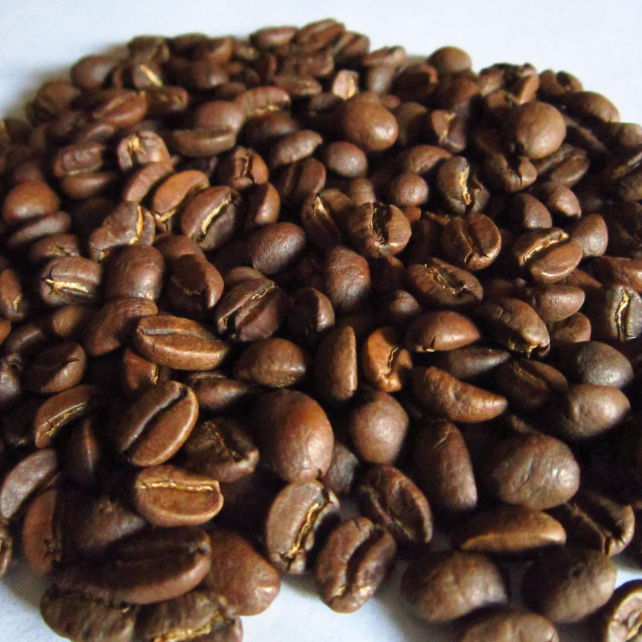 Зерновой свежеобжаренный кофе Арабика Бурунди