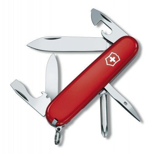 Ніж Victorinox Tinker 1.4603 червоний (Vx14603)