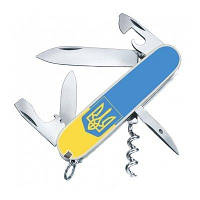 Ніж Victorinox Spartan Ukraine 1.3603.7R3 тізуб ж / б