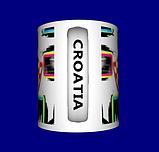 Кружка / чашка Евро 2020, сборная Хорватии, фото 2