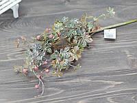 Ветка-дополнитель плющ с ягодами. пастельный, фото 1