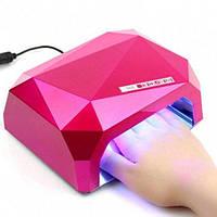 УФ лампа для наращивания ногтей на 36 Вт Beauty nail CCF + Led сенсор, фото 1