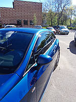 Ветровики Seat Ibiza Hb 3d (6J) 2008-2017  дефлекторы окон