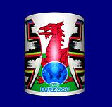 Кружка / чашка Евро 2020, сборная Уэльса, фото 3