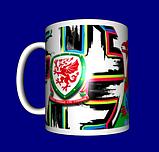 Кружка / чашка Евро 2020, сборная Уэльса, фото 4