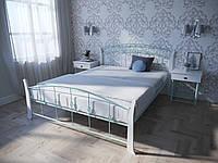 Кровать MELBI Летиция Вуд Двуспальная 120190 см Бирюзовый КМ-006-02-5бир, КОД: 1456810