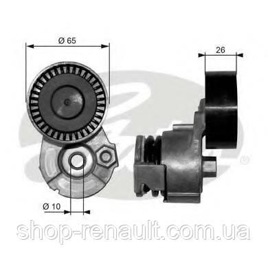 Ролик натяжной ремня приводного 1.5 DCI-1.6 16V GATES, T39009