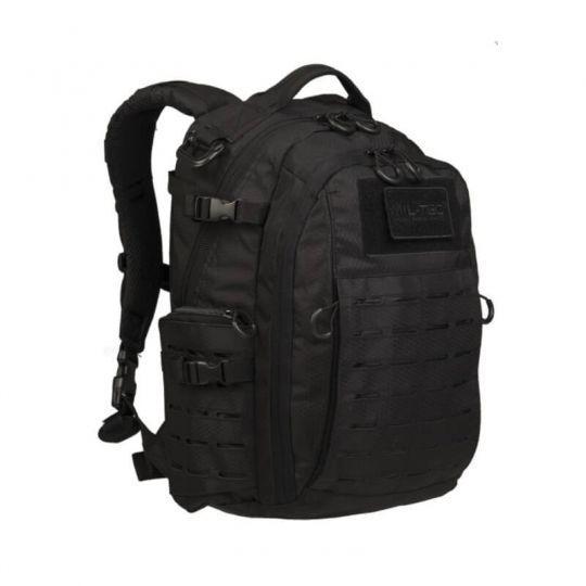 Рюкзак Mil-Tec HEXTAC Black  (14047002), Германия
