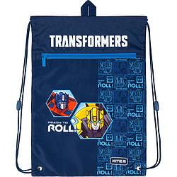Сумка д/обуви с карманом Kite TF20-601M-1 Transformers