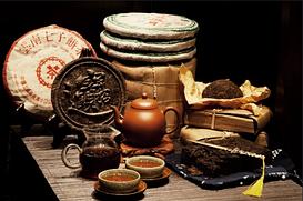 Элитный китайский чай. Пуэр. Чайная церемония
