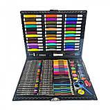 Детский художественный  набор для рисования Art set 150 предметов (0709001), фото 2