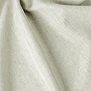Декоративна однотонна тканина рогожка белая 300см 122000v1